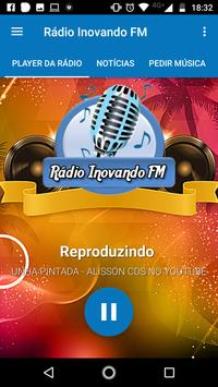 Rádio Inovando FM screenshot 1