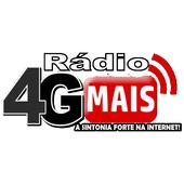 Rádio 4G Mais icon