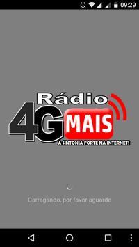 Rádio 4G Mais poster