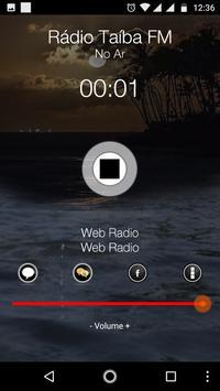 Rádio Taíba FM screenshot 1