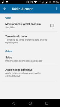 Rádio Alencar screenshot 6
