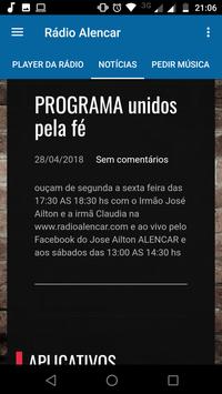 Rádio Alencar screenshot 2
