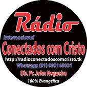 Rádio Conectados com Cristo icon