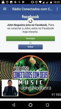 Rádio Conectados com Deus screenshot 6