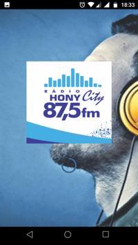 Rádio Jhony City poster