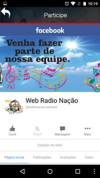 Radio Nação apk screenshot