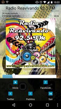 Rádio Reavivando 92.5 FM screenshot 1