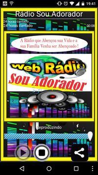 Rádio Sou Adorador poster