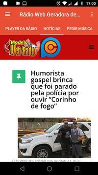 Rádio Web Geradora de Milagres screenshot 1