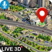 Live Street View: Live Earth Map Navigation icon