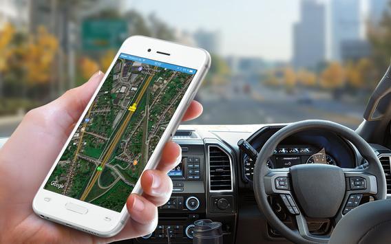 Live Street View: Live Earth Map Navigation screenshot 8