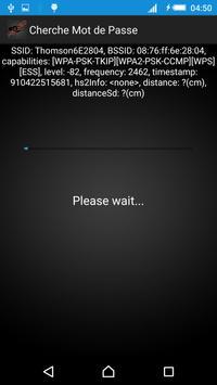 Mot de Passe Wifi PRANK screenshot 3