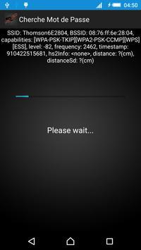Mot de Passe Wifi PRANK screenshot 4