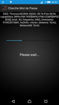 Mot de Passe Wifi PRANK screenshot 5