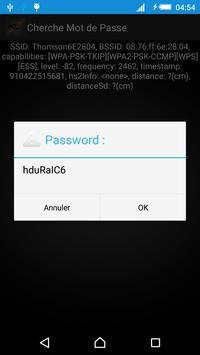 Mot de Passe Wifi PRANK screenshot 7