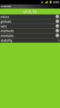 Nodoroid apk screenshot