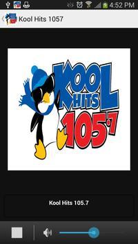 Kool Hits 1057 poster
