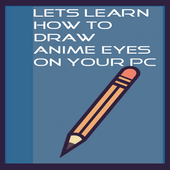 LLHTDraw Anime eyes on PC icon