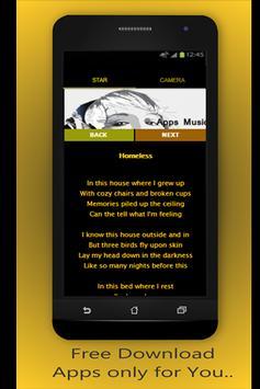 Best Lyrics Marina Kaye screenshot 2