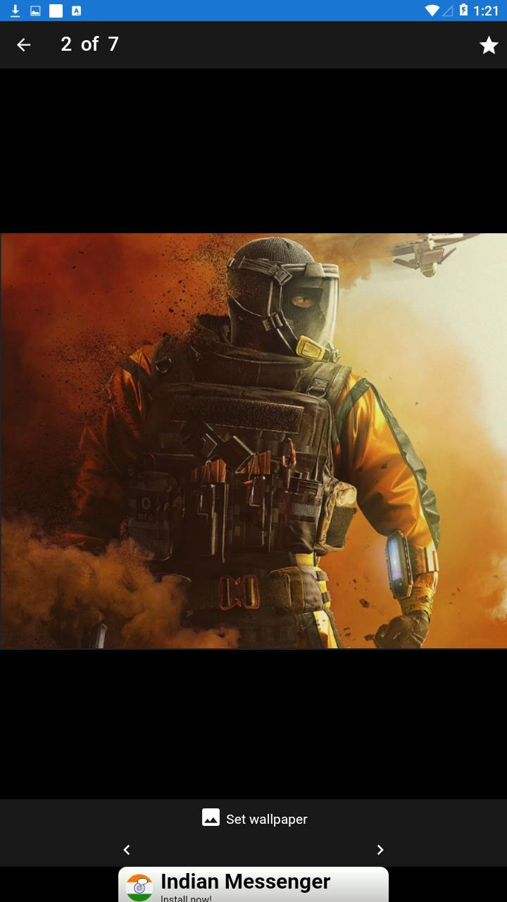 Lion Rainbow Six Siege Wallpaper 4k For Android Apk Download