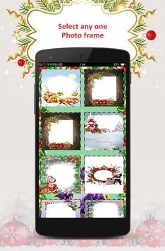 Best Christmas Photo Frame Maker screenshot 2