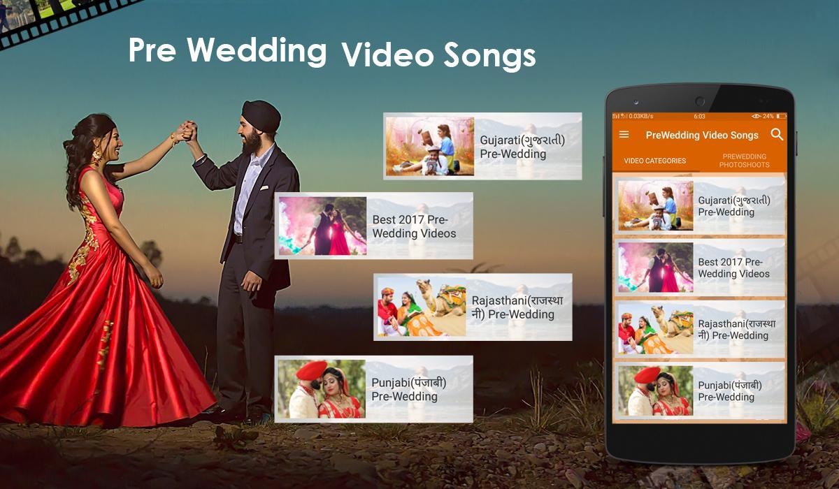 Wedding Video Songs.Pre Wedding Video Songs For Android Apk Download