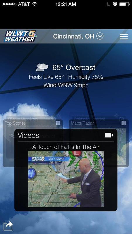Wlwt Weather Für Android Apk Herunterladen