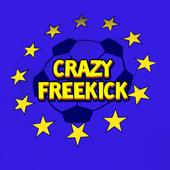 Crazy FreeKick HD icon