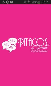 Blog Pitacos de Moda poster
