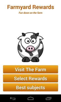Farmyard Rewards poster