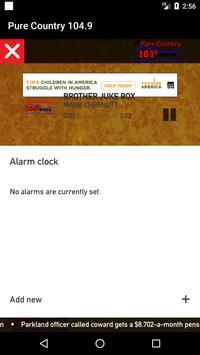 Pure Country 104.9 apk screenshot
