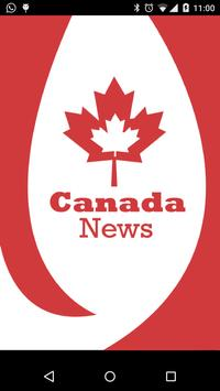 Canada News poster
