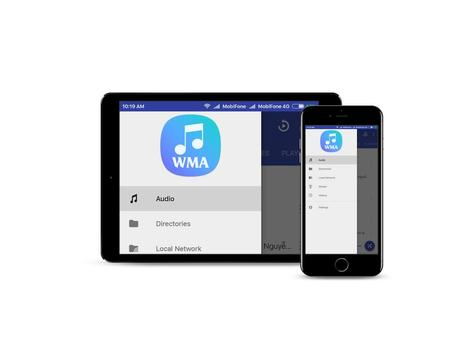 WMA Music Player poster
