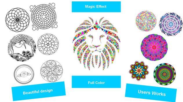 Mandala Design Book screenshot 9