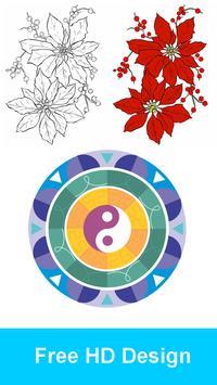 Mandala Design Book screenshot 13