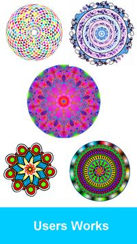 Mandala Design Book screenshot 11