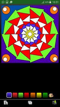 Mandala Design Book screenshot 3