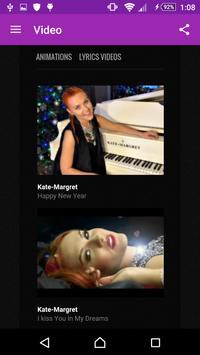Kate-Margret Music World screenshot 2