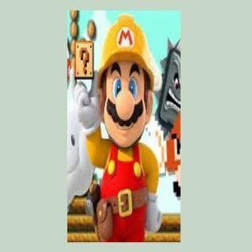 Mario Jump poster