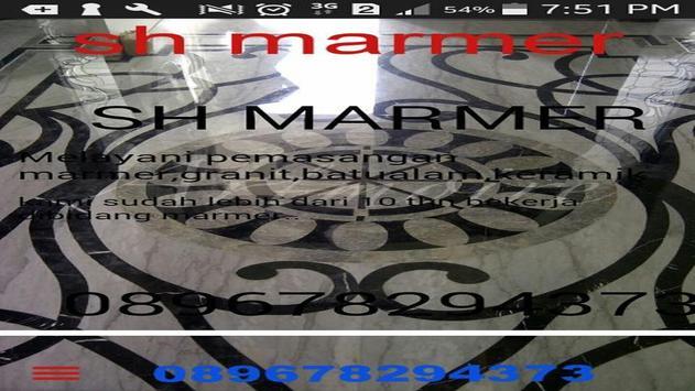 Marmer surabaya تصوير الشاشة 8