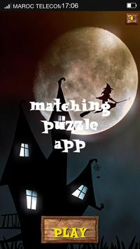 Matching Puzzle Games Free poster