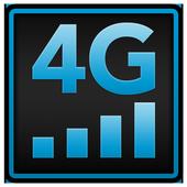 4G Toggle icon