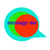 message me icon