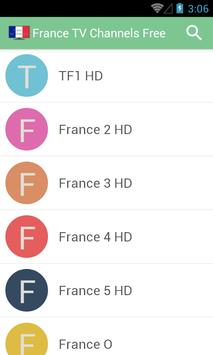 France TV Channels Free poster