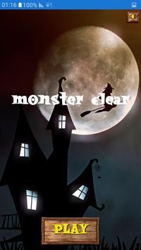 Monster Clear apk screenshot