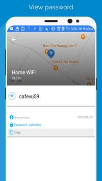 WMO - Global Free WiFi Finder apk screenshot
