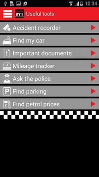My Motor Manager apk screenshot