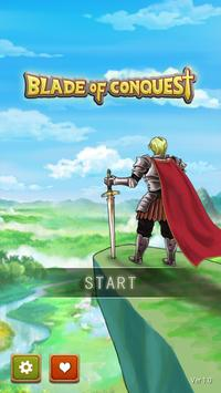 Blade Of Conquest poster