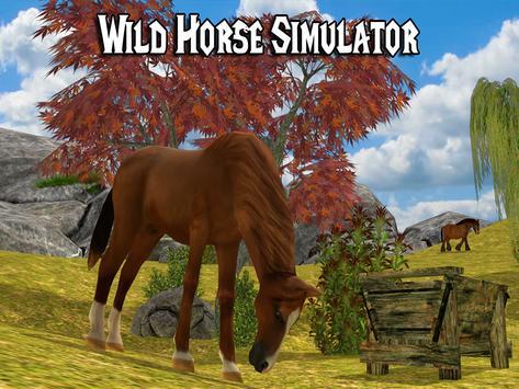 Wild Horse Race Simulator 3D apk screenshot