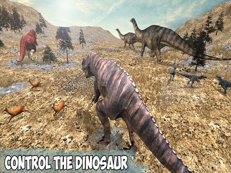 Angry Dino Offroad Transporter screenshot 9